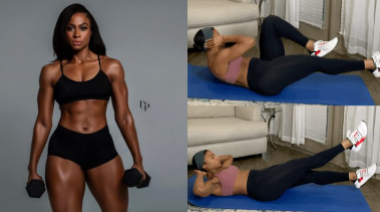 """Burn fat 25 minutes a day with """"Total-Body HIIT Workout"""""""