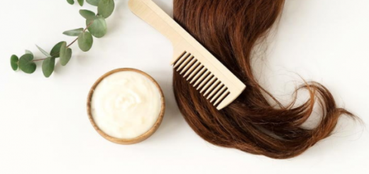Hair's problems and nourish hair